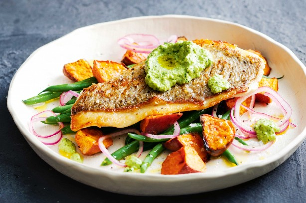 snapper-with-macadamia-pesto-and-bean-salad-31757_l